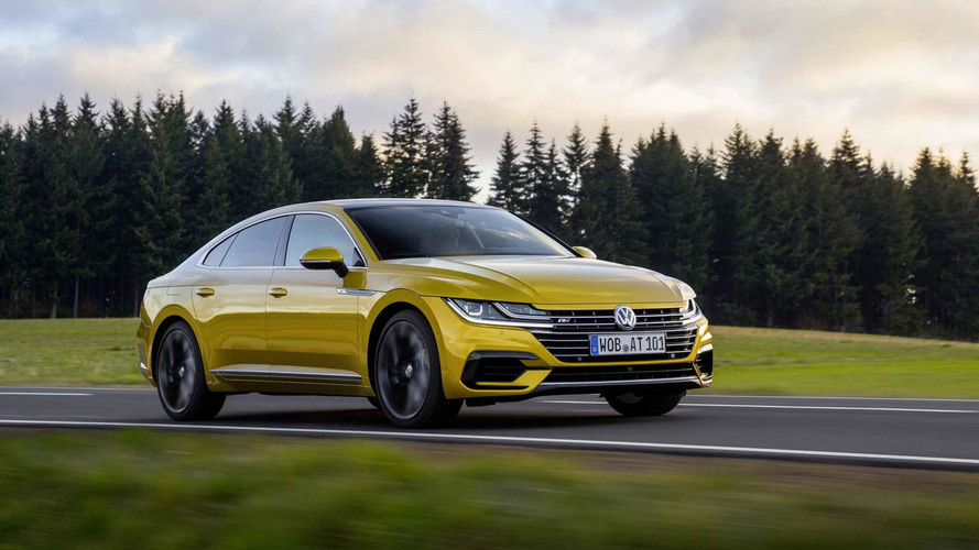Volkswagen Arteon Is A New UK Flagship