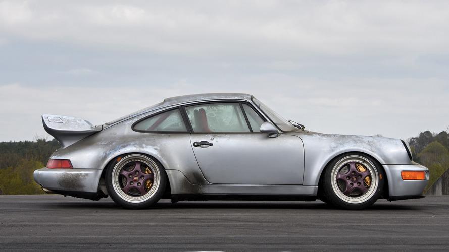 Unused Porsche 911 Carrera RSR 3.8 Makes £1.75 Million At Auction
