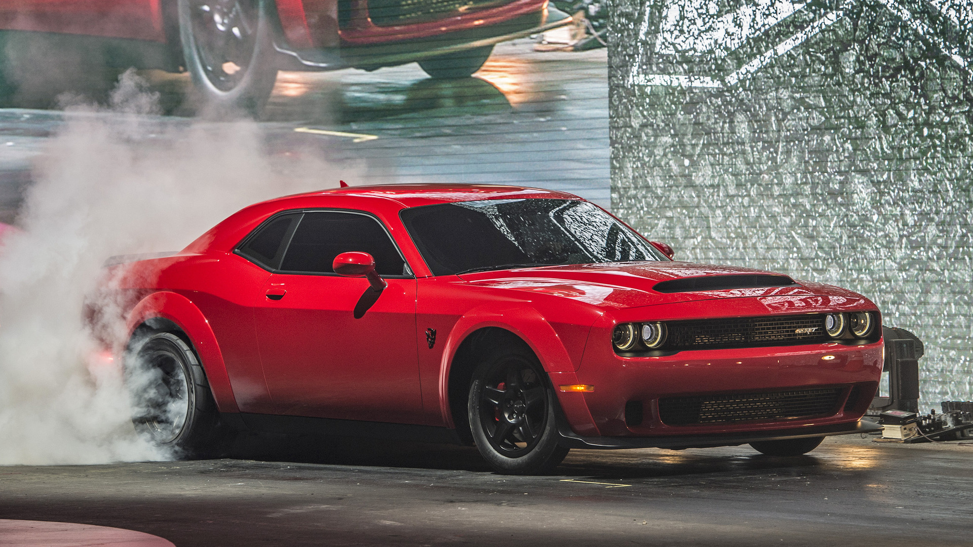 Here\'s Why You Can\'t Take Your Dodge Demon To The Drag Strip