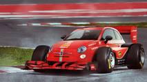 Ferrari Fiat 500