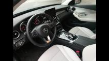 Mercedes C350e Station Wagon, test di consumo reale Roma-Forlì 051
