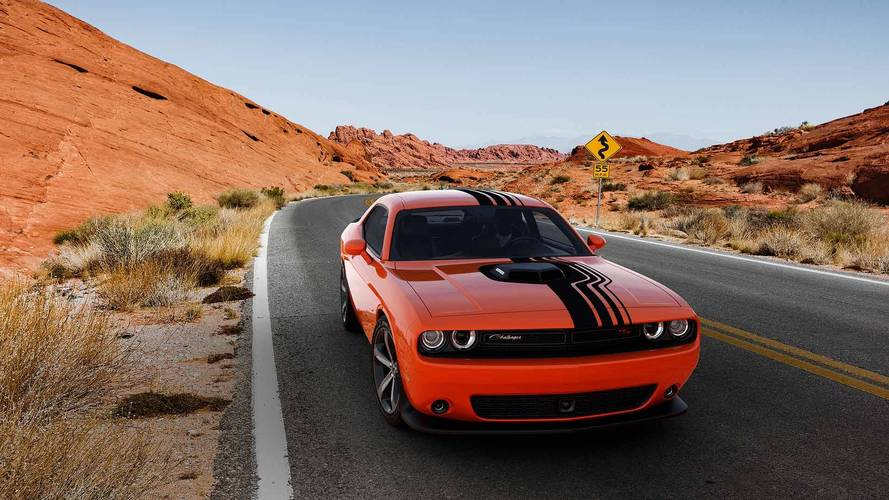 Dodge Makes Challenger Look More Retro With New Shakedown Package