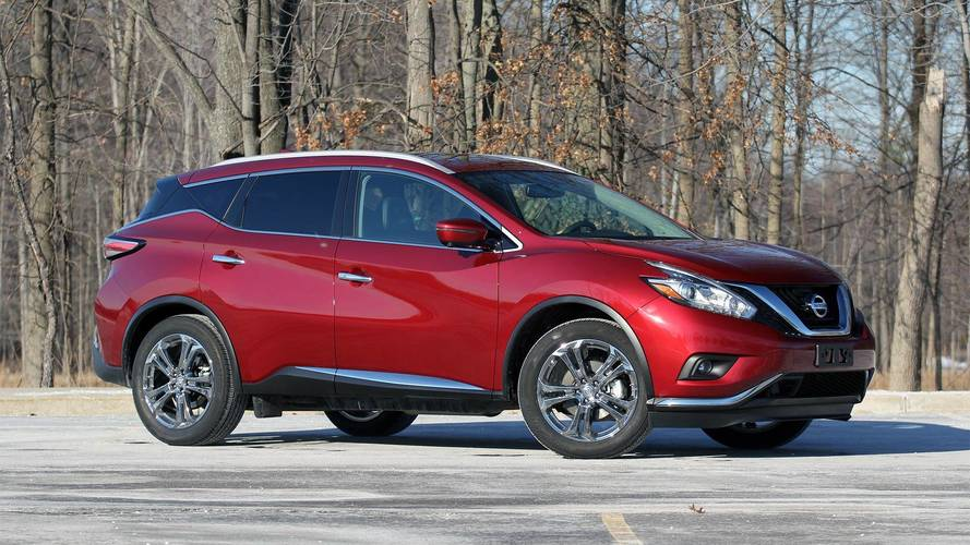 2018 Nissan Murano Review: Style With Substance