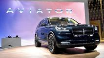 Lincoln Aviator Concept: New York