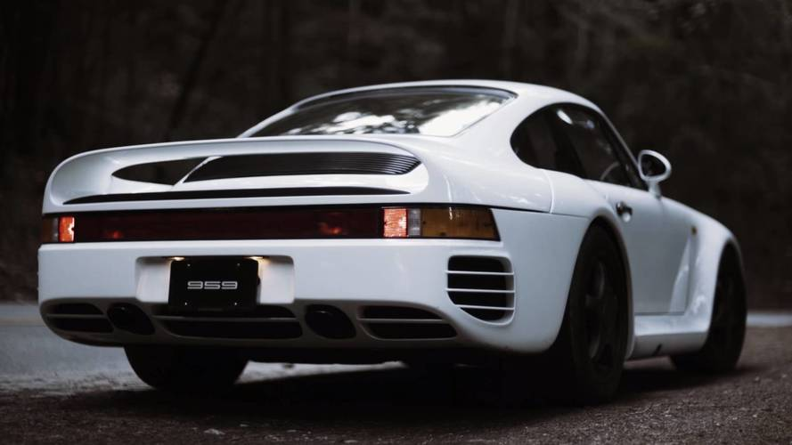 Discover Why The Porsche 959 Was The Forward-Thinking Supercar