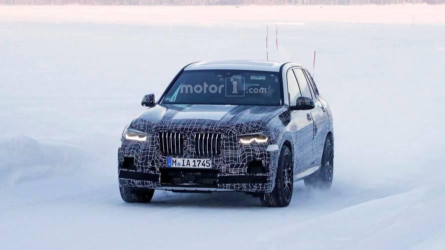 Photos espion - BMW X5 M