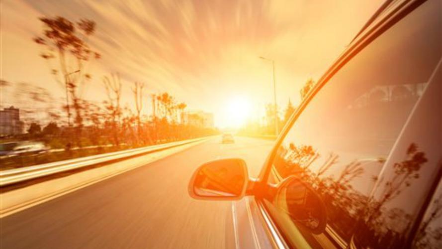 Traffico paralizzato col caldo torrido: come difendere la salute