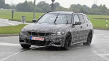 BMW 3 Series Sports Wagon Spy Photos