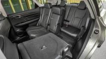 Lexus RX L mit sieben Sitzen