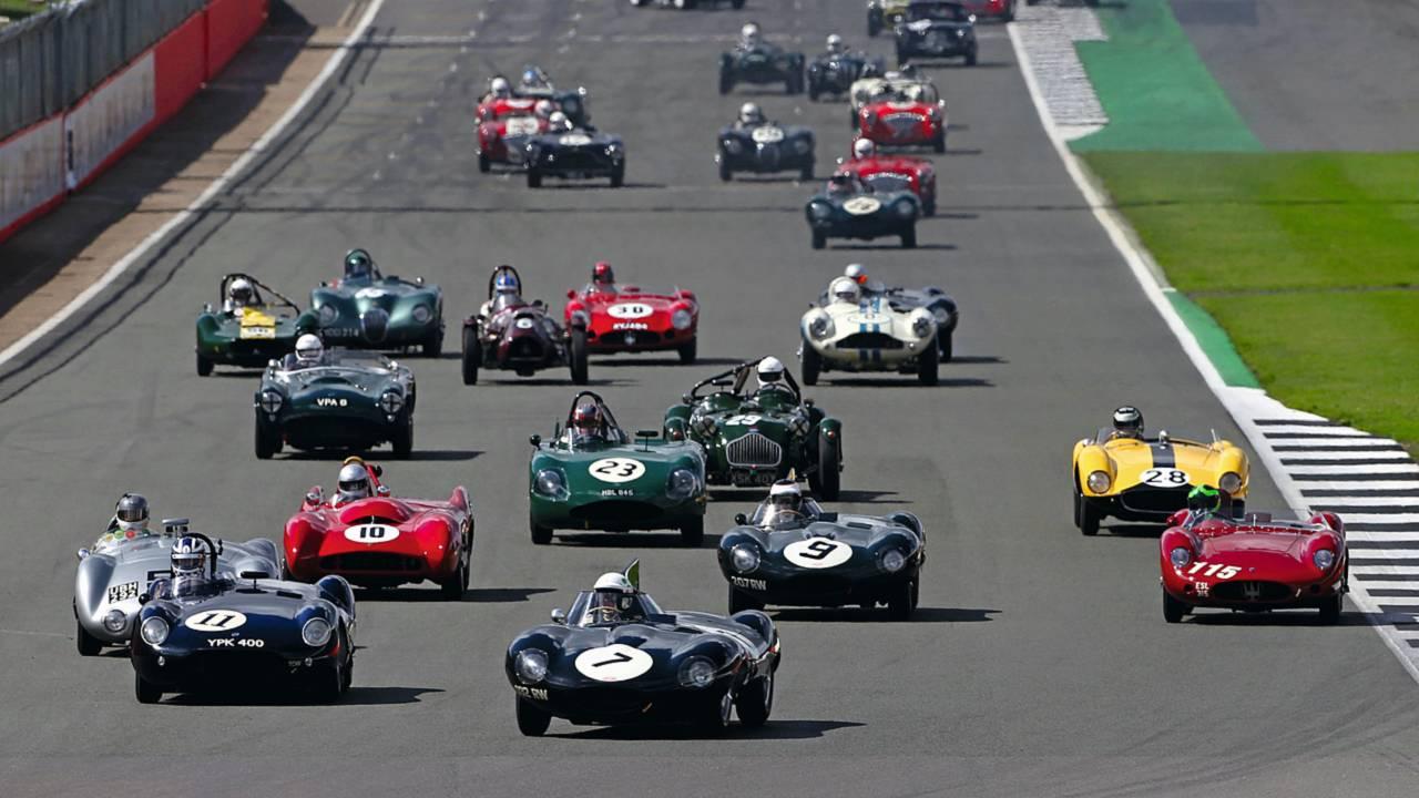 10. Post-war sportscars