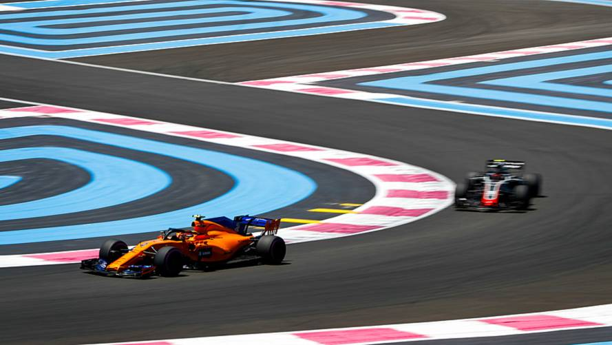 F1 drivers ask FIA to remove Paul Ricard chicane