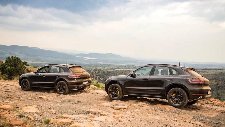2019 Porsche Macan gets dirty for latest teaser