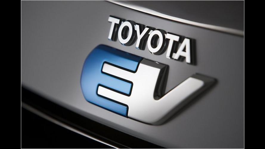 Toyota RAV4 EV: Neuauflage des Elektro-SUVs
