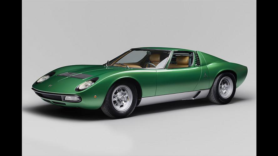 Lamborghini feiert eine Legende