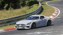 Mercedes-AMG GT Roadster Spy