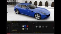 Ferrari FF. Il configuratore