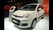 Nuova Fiat Panda al Salone di Francoforte 2011