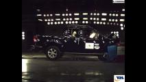 Crash Test Nissan Navara