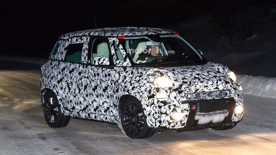 Fiat 500L - Il se prépare en toute discrétion