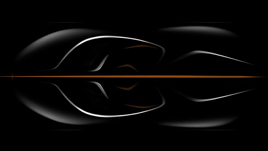 2019 model McLaren F1 manevi halefi üç koltuklu düzenle geliyor