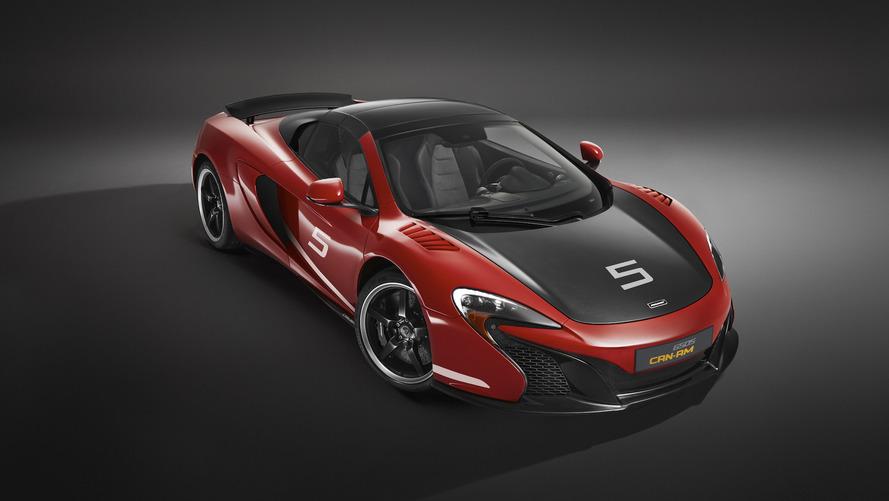 McLaren'dan 12C, 650S, ve 675LT'ye MSO dokunuşu