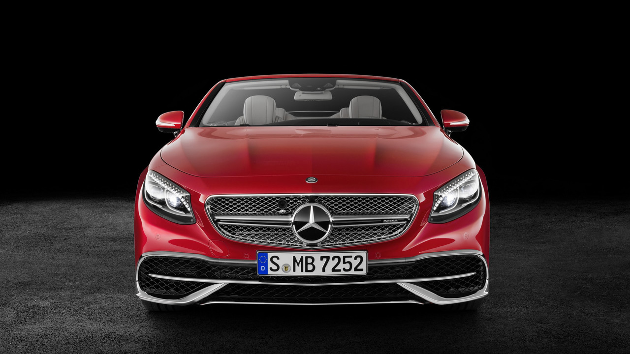 2017 Mercedes-Maybach S650 Cabriolet