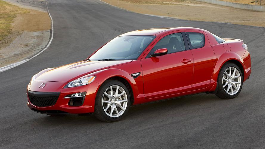 Mazda, 70 bin RX-8'i yakıt sızıntısı nedeniyle geri çağırdı