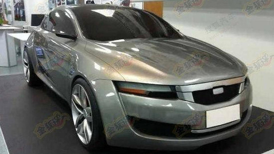 Qoros developing a Volkswagen CC-like model