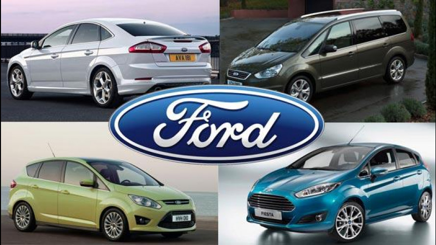 Ford e le offerte promozionali di Agosto