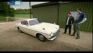 This is 'Wheeler Dealers'...the Automotive Version of 'This Old House'
