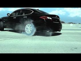 2012 Infiniti M Hybrid Commercial 3
