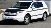 Honda CR-V Spy Photos (US spec)