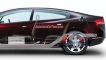 Honda FCX Concept