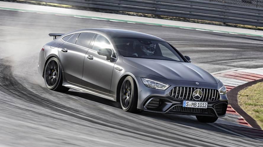 Mercedes-AMG GT Viertürer jetzt bestellbar