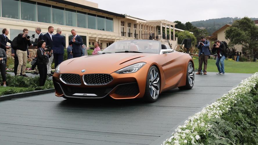 BMW Z4 konseptini üreticisinden dinliyoruz
