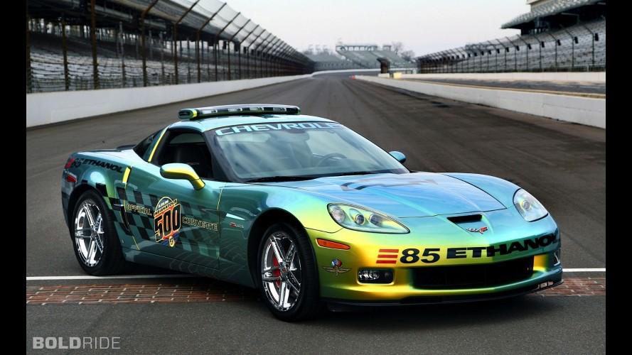 Chevrolet Corvette Z06 E85 Concept Indy 500 Pace Car