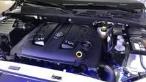 VW Amarok V6 - Motor