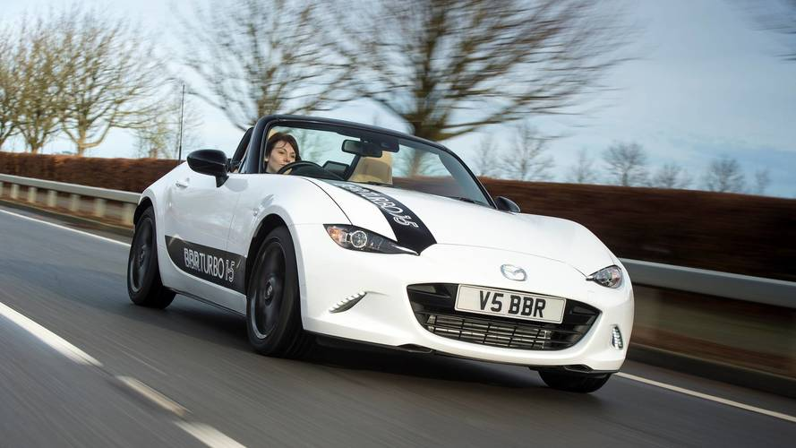 BBR's 210-HP Turbo Upgrade In UK Is The Mazda MX-5 We Need