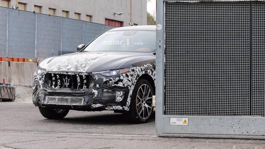 Un Maserati Levante Trofeo de 600 ch en plus du GTS ?