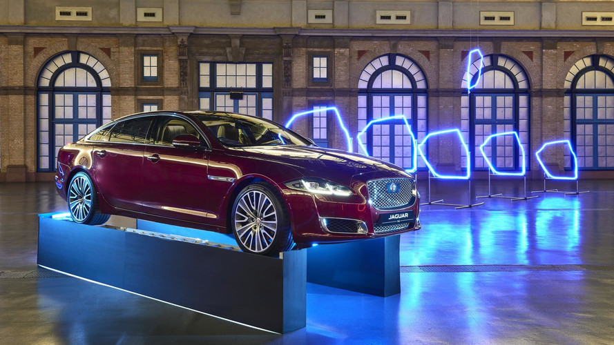 All-New Jaguar XJ Could Go Fully Electric In 2019