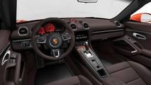 2018 Porsche 718 Boxster GTS Configurator