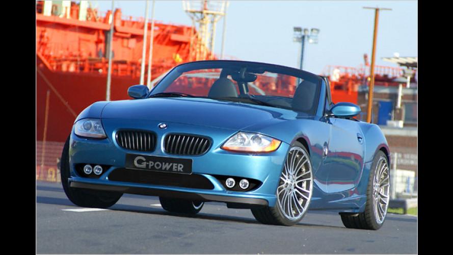 Fit durch Kompressor: G-Power lädt BMW-Modelle auf