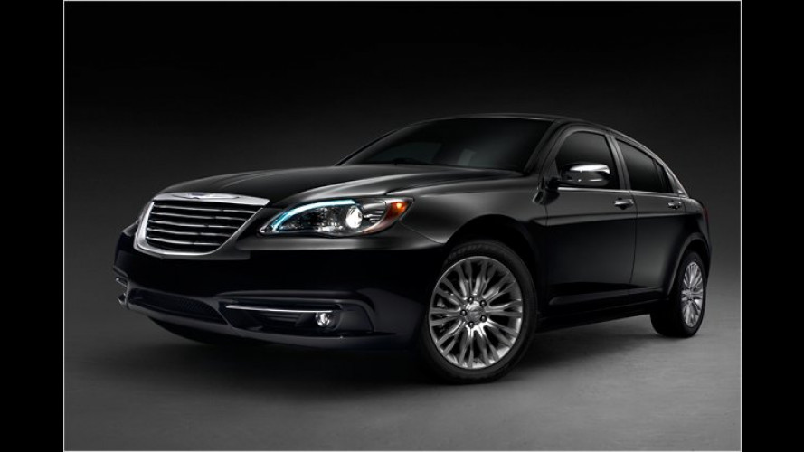 Chrysler 200: Die neue Nummer in der Mittelklasse