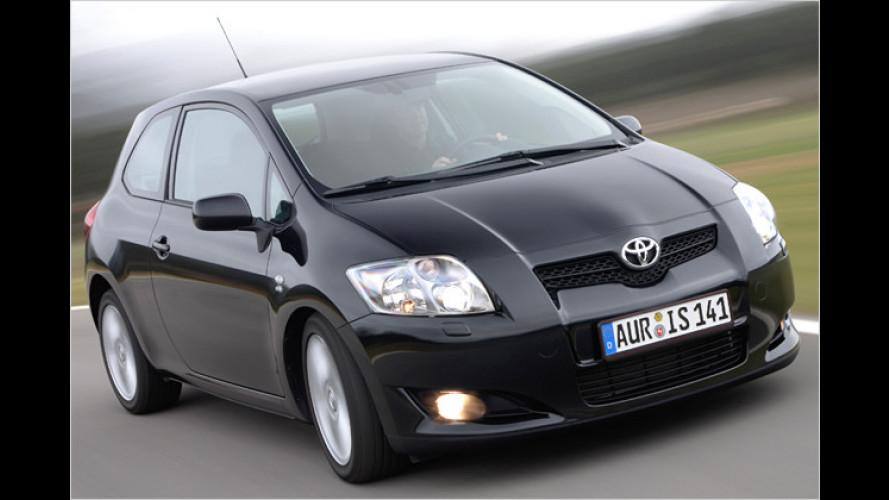 Toyota Auris erhält neue, sparsame Downsizing-Motoren