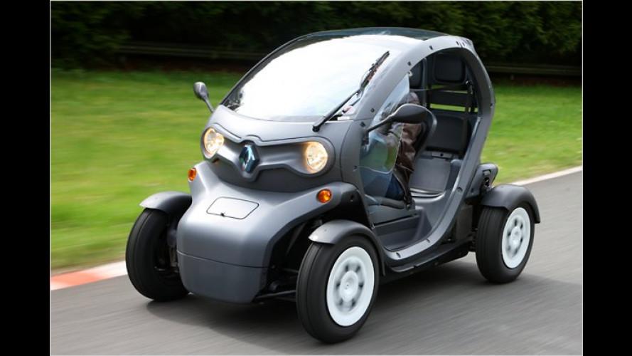 Elektrospaß von Renault: Nichts für Vernunftmenschen