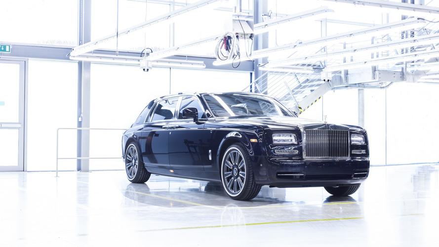 İşte son Rolls-Royce Phantom VII