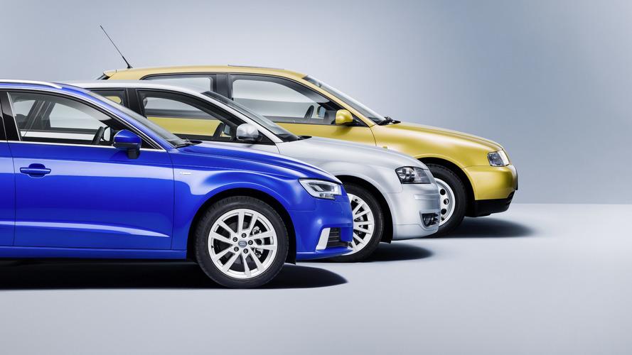 Audi A3 - 20 ans après son lancement… toujours aussi séduisante !