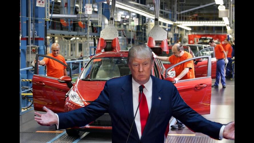 Trump diz que investimento de US$ 1,6 bi da Ford no México é