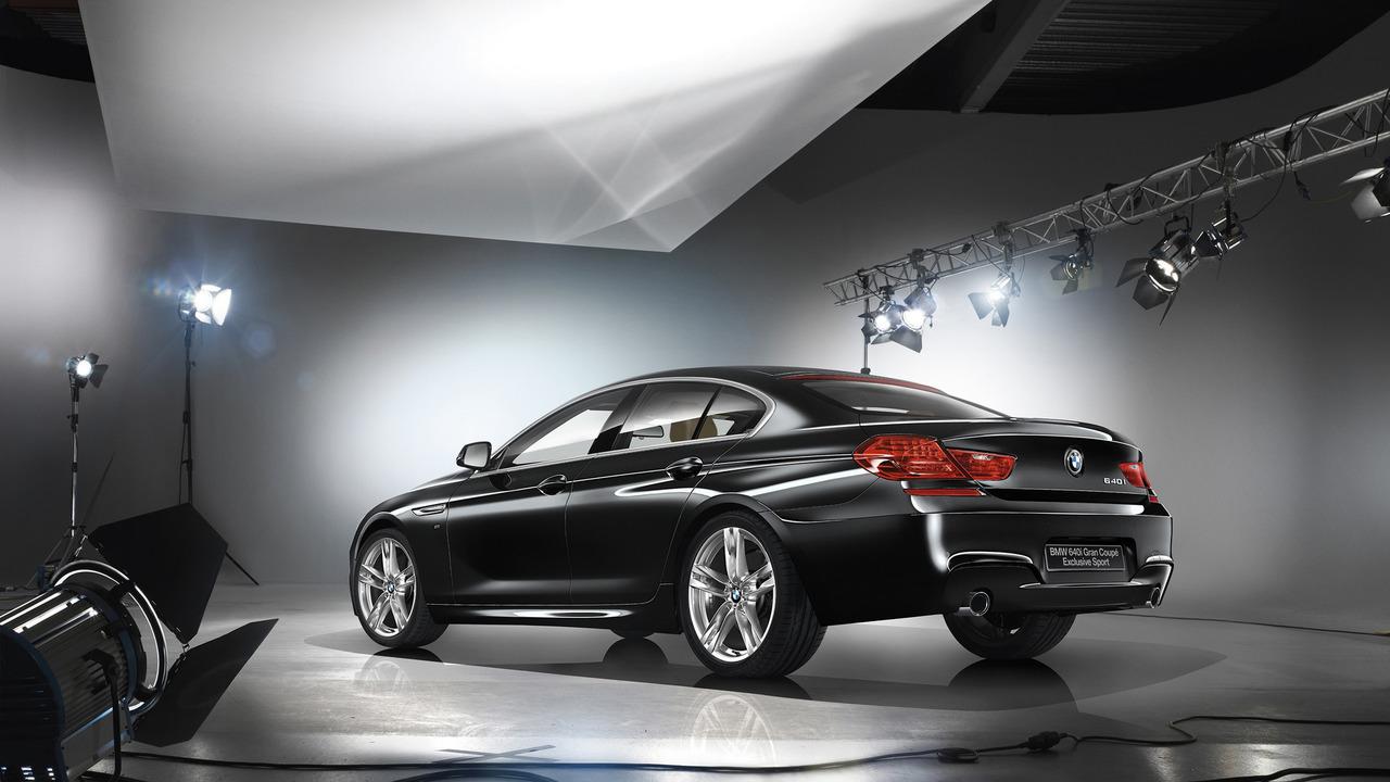 BMW 6 Serisi Gran Coupe özel versiyonu çok da özel değil