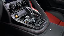 Jaguar'ın start-stop butonu bir kalp gibi atıyor